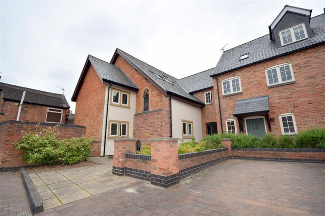 Thumbnail Flat for sale in Epworth Court, Quorn, Loughborough