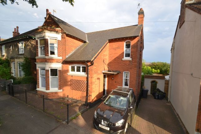 Thumbnail Detached house for sale in Kingsley Avenue, Kettering