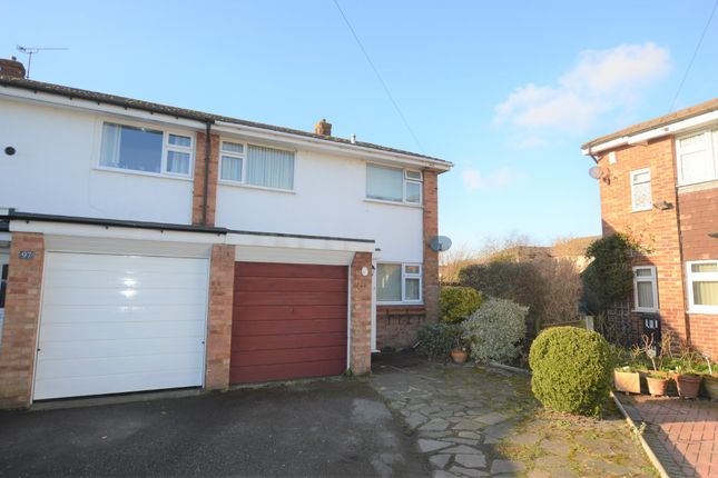Thumbnail End terrace house for sale in Marian Drive, Great Boughton, Chester