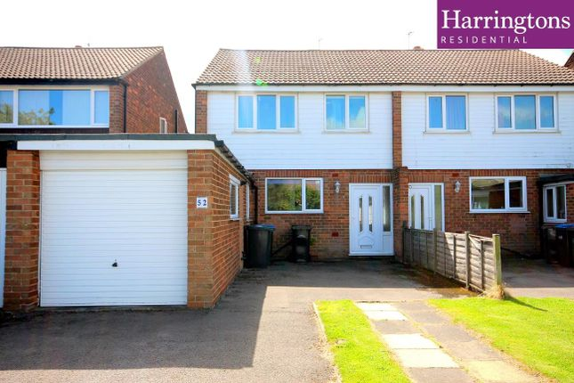 6 bed property for sale in St. Bedes Close, Crossgate Moor, Durham