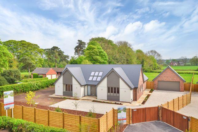 Thumbnail Detached bungalow for sale in Loughborough Road, Coleorton, Coalville