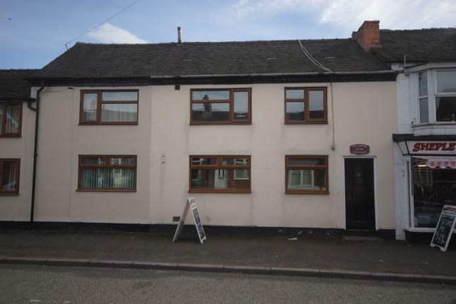 Thumbnail Terraced house to rent in Shrewsbury Road, Market Drayton