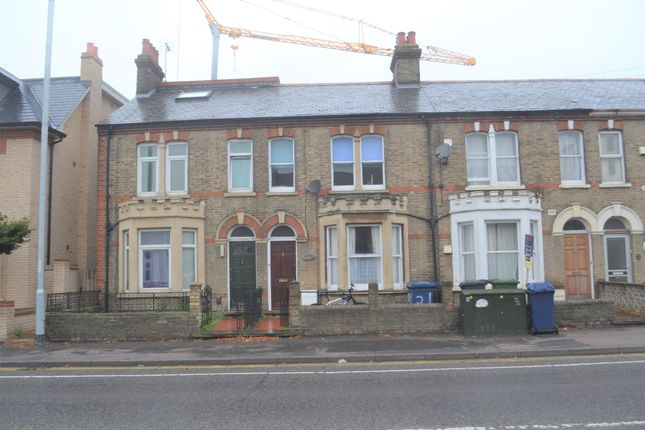 Thumbnail Terraced house to rent in Elizabeth Way, Cambridge