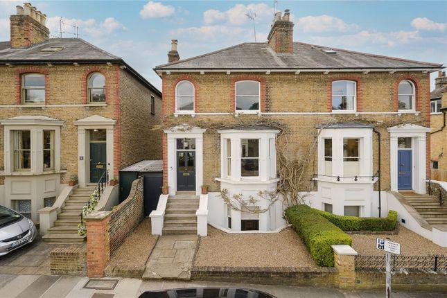 Thumbnail Semi-detached house for sale in Mount Ararat Road, Richmond, UK