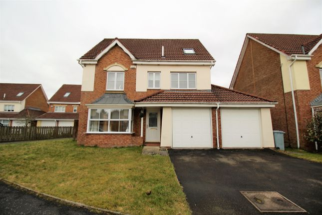 Thumbnail Detached house for sale in Strathallan Avenue, East Kilbride