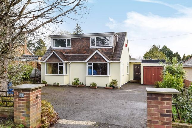 Thumbnail Detached house for sale in Bearwood Road, Wokingham