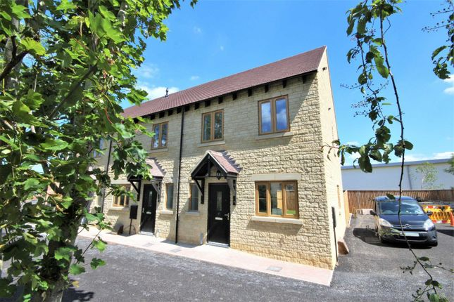 Thumbnail Detached house for sale in Hillview Close, Bishops Cleeve, Cheltenham, Gloucestershire