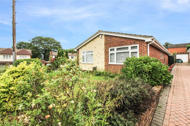 Thumbnail Bungalow for sale in Redwood Close, Chatham