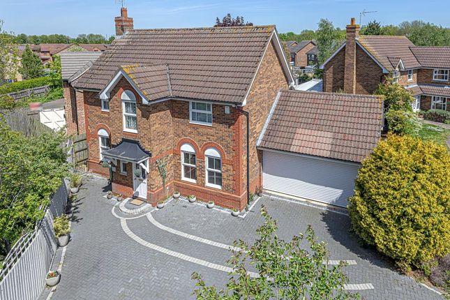 Thumbnail Detached house to rent in Delapre Drive, Banbury