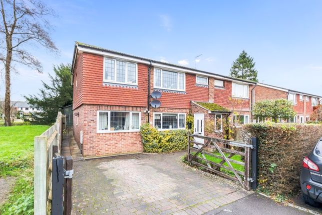 Semi-detached house for sale in Riverside, Forest Row