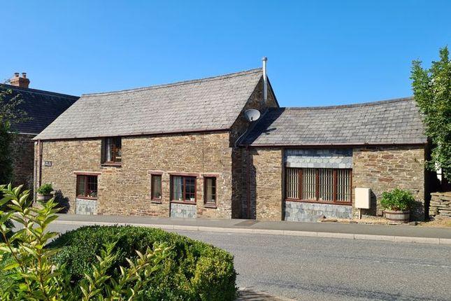 Thumbnail Cottage for sale in Lewdown, Okehampton