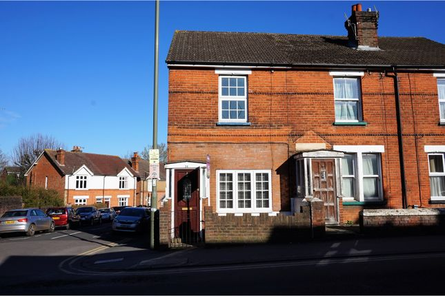 3 bed end terrace house for sale in Guildford Park Road, Guildford