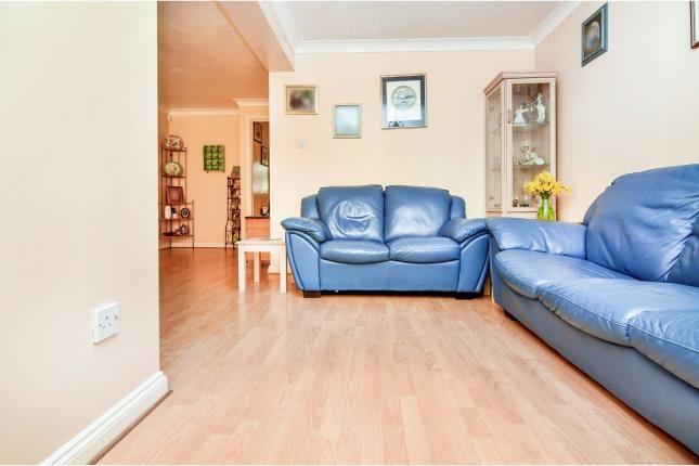 Living Room of Basildon, Essex SS13