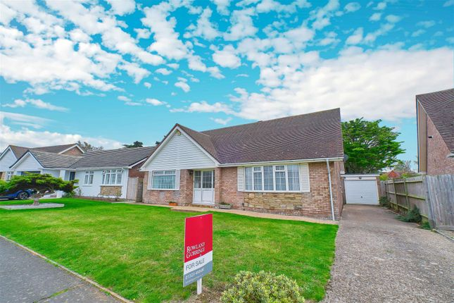 Thumbnail Detached bungalow for sale in Beacon Drive, Seaford