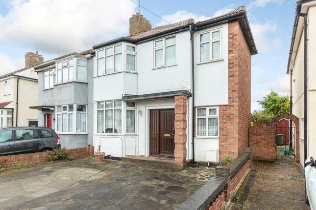 Thumbnail Semi-detached house for sale in Wren Gardens, Hornchurch, London