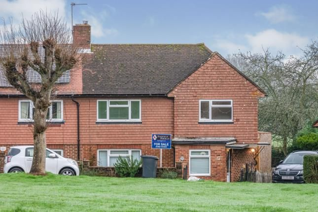 Thumbnail Semi-detached house for sale in Dunstans Croft, Mayfield, East Sussex, .