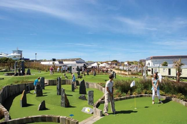 Adventure Golf of Perranporth, Cornwall TR6