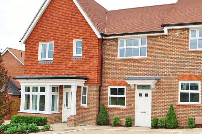 Thumbnail Terraced house to rent in Scholars Walk, Highwood, Horsham