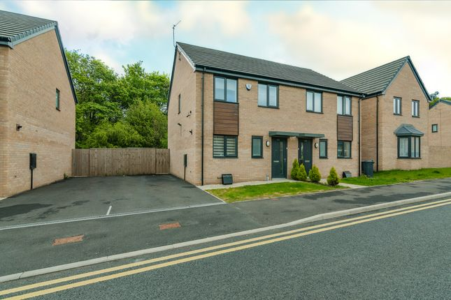3 bed semi-detached house for sale in Roberts Road, Edlington, Doncaster, South Yorkshire DN12