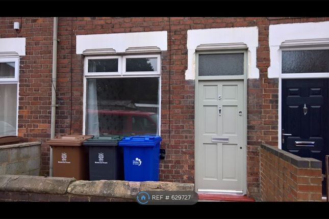 Thumbnail Terraced house to rent in Woodgate Street, Stoke-On-Trent
