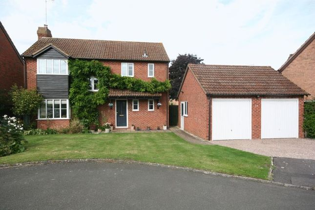 Thumbnail Detached house for sale in Appleton Way, Hucclecote, Gloucester