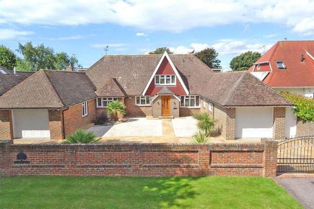 Thumbnail Detached house for sale in Ferringham Lane, Ferring, Worthing