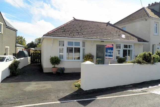 Thumbnail Detached bungalow for sale in Newtown Road, Hook, Haverfordwest