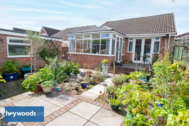 Thumbnail Detached bungalow for sale in The Spinney, Clayton, Newcastle
