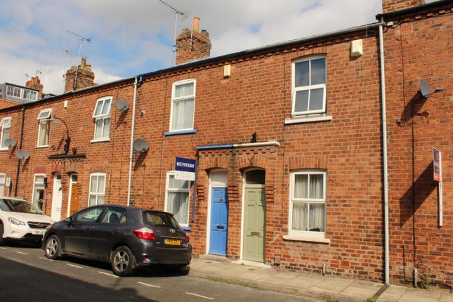 Thumbnail Terraced house to rent in Agar Street, York