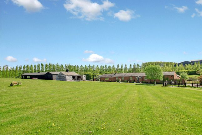 Thumbnail Barn conversion for sale in Shangton, Leicester, Leicestershire