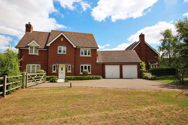 Thumbnail Detached house for sale in Elm Farm Close, Grove, Wantage