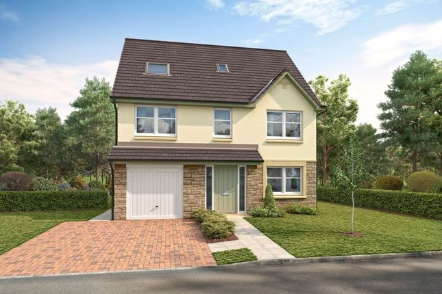 Thumbnail Detached house for sale in 99 James Young Avenue, Uphall Station, 5Fa.