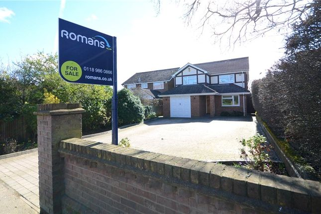 4 bed detached house for sale in Cutbush Lane, Shinfield, Reading