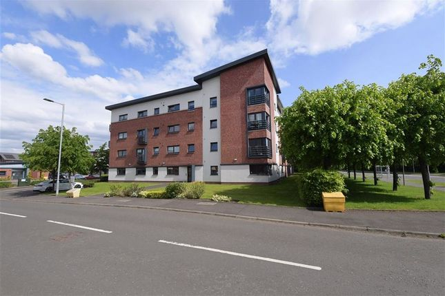 Thumbnail Flat for sale in Mulberry Square, Braehead, Renfrew