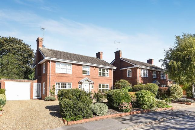 Thumbnail Detached house for sale in Leicester Close, Henley-On-Thames