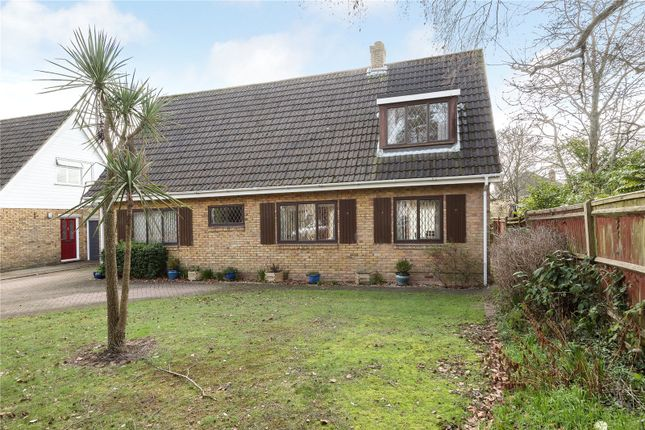 Thumbnail Detached house for sale in Pine Crescent, Chandler's Ford, Eastleigh, Hampshire