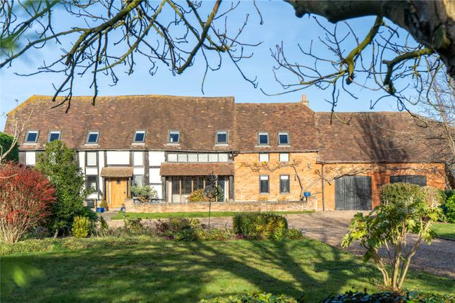 Thumbnail Detached house for sale in Ryden Lane, Charlton, Pershore, Worcestershire