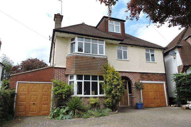 Thumbnail Detached house to rent in Green Street, Chorleywood, Rickmansworth