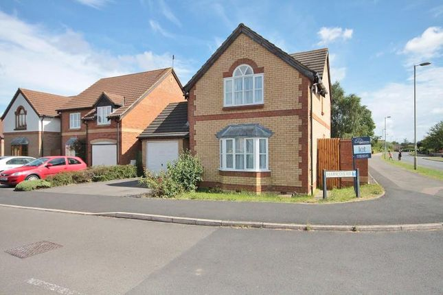 Thumbnail Detached house to rent in Hawksmead, Langford Village, Bicester