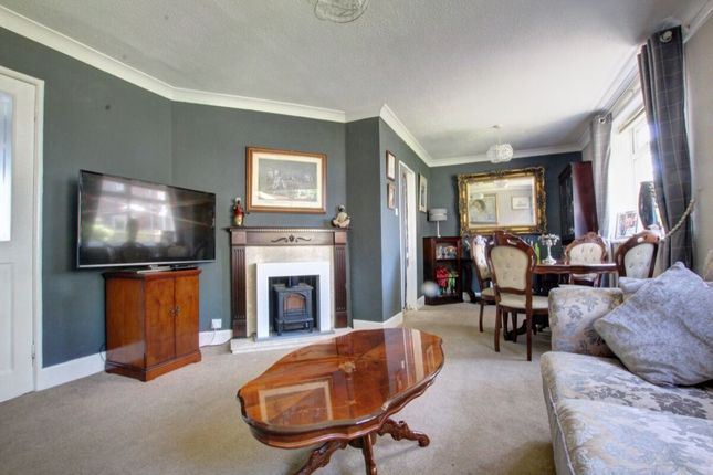 Thumbnail Semi-detached house for sale in Victoria Court, Ushaw Moor, Durham