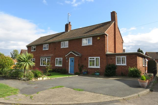 Thumbnail Semi-detached house for sale in St. Andrews Road, Pershore