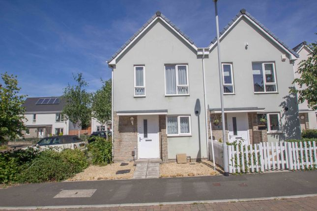 Thumbnail Detached house for sale in Yellowmead Road, Plymouth