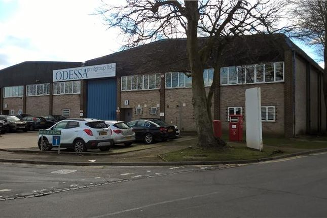 Industrial to let in Units 1 & 2, Airport Trading Estate, Wireless Road, Biggin Hill, Kent