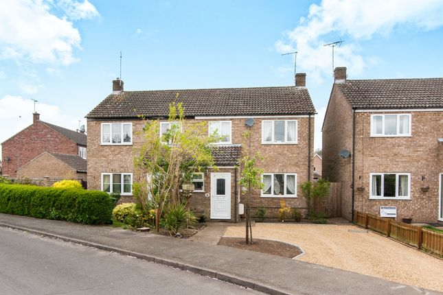 Thumbnail Semi-detached house for sale in Malsters Close, Mundford, Thetford