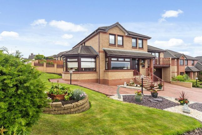 Thumbnail Detached house for sale in Kairnhill Court, Lanark