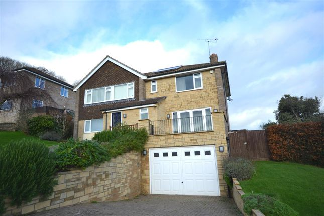 Thumbnail Detached house for sale in Watton Gardens, Bridport