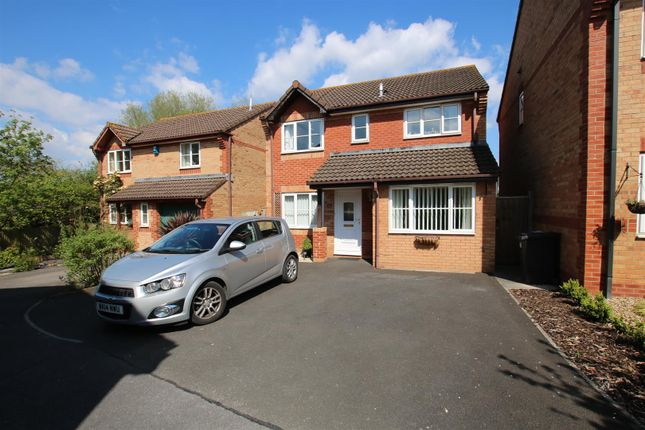 Thumbnail Detached house for sale in Jupes Close, Exminster, Exeter