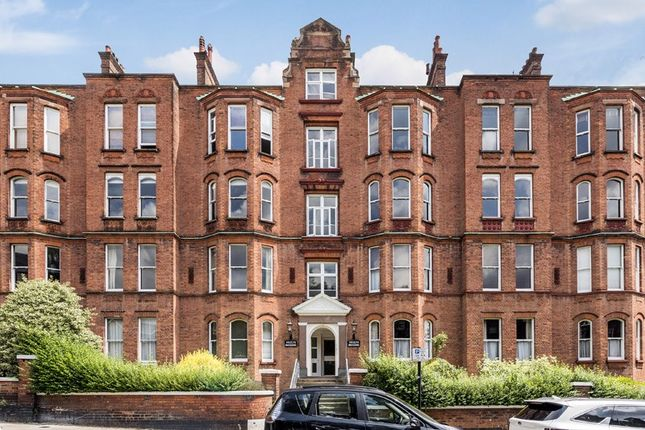 Thumbnail Flat for sale in Rosslyn Mansions, Goldhurst Terrace, South Hampstead, London