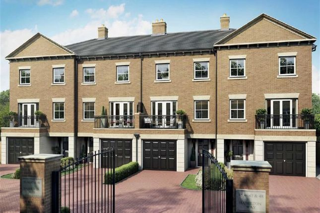 Thumbnail Town house for sale in Redrow Homes, Hertford