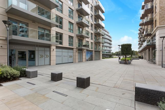 Thumbnail Flat for sale in Fulham Reach, Faulkner House, Fulham